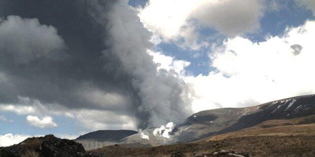 Wienerin überlebte Horror-Vulkan