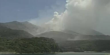 Japan evakuiert ganze Insel