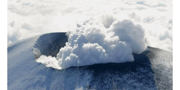 Asche von Vulkanausbruch flog bis nach Tokio