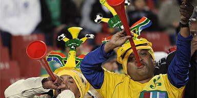 Vuvuzelas auch für Europa