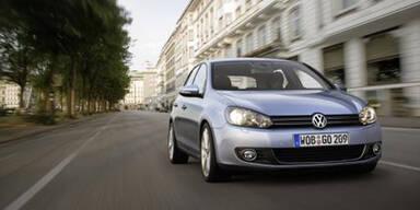VW Golf, Skoda Superb, Audi Q5 beliebteste Autos
