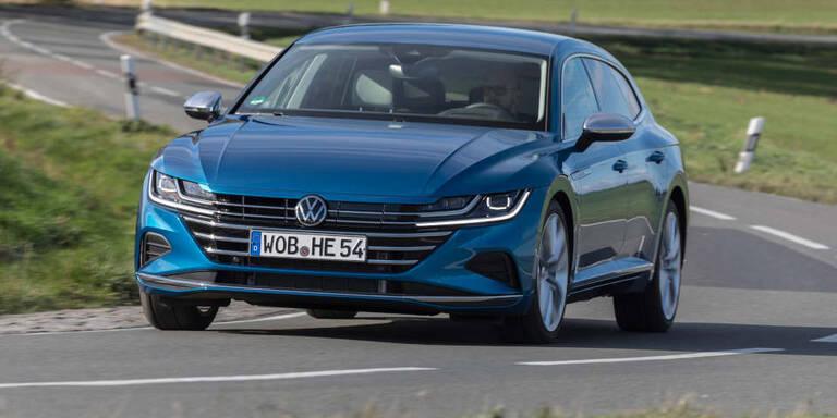 VW Arteon (Shooting Brake) als Plug-in-Hybrid