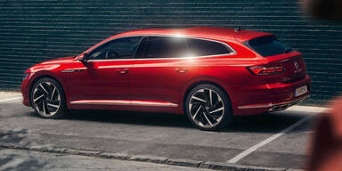 Das kostet der neue VW Arteon Shooting Brake