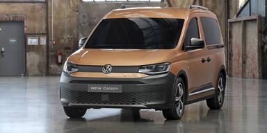 VW bringt den Caddy Panamericana