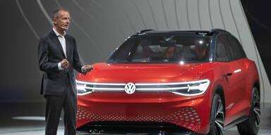 VW-Chef gibt beim Konzernumbau Gas