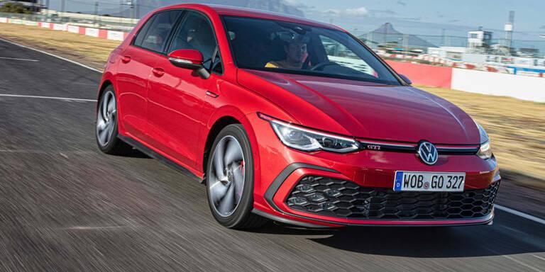 Das kosten VW Golf 8 GTI, GTE und eHybrid