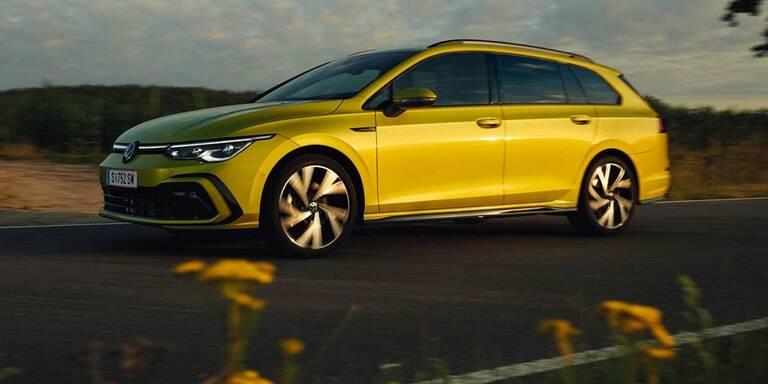 Das kostet der neue VW Golf 8 Kombi