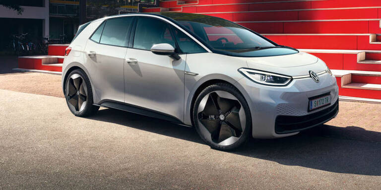 VW ist mit dem Start des ID.3 zufrieden
