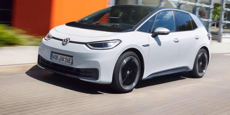 Alle Preise: Das kostet der VW ID.3 in Österreich
