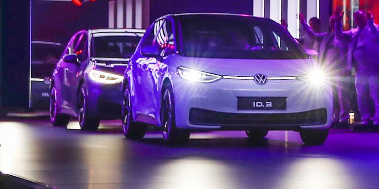 Elektroautos boomen wie nie zuvor