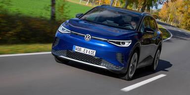 VWs Elektro-SUV ID.4 gibt es ab sofort günstiger