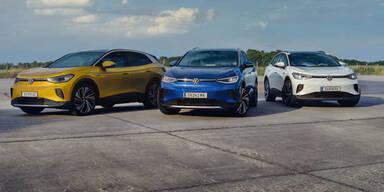 VW ID.4 als günstiges Basismodell bestellbar