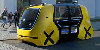 VW setzt bei Roboautos auf Microsoft-Technik