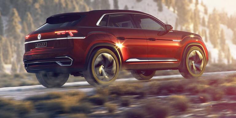 VW startet große SUV-Offensive