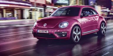 VW verkauft Beetle-Modell nur online