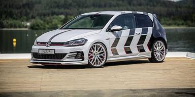 VW zeigt Golf GTI Next Level mit 411 PS