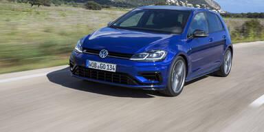 VW macht den Golf R 270 km/h schnell