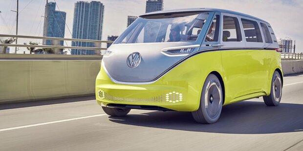 Nvidia rüstet VW und Uber aus