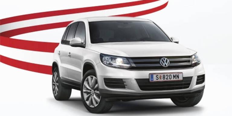 VW greift mit dem Tiguan Austria an