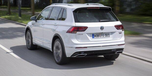 Jetzt wird der VW Tiguan zum GTI