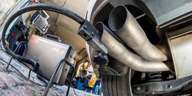 Neue Diesel-Pkw stoßen extrem viel NOx aus