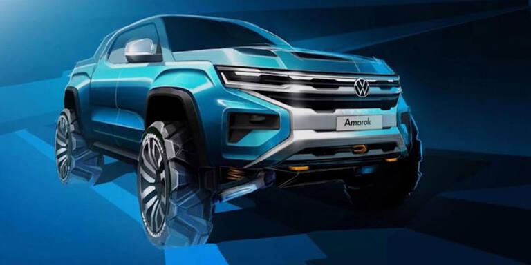 Gemeinsame Modelle von VW & Ford auf Schiene