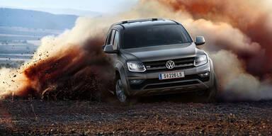 VW greift mit neuem Top-Amarok an