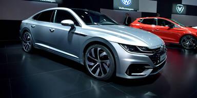 Jetzt startet der neue VW Arteon