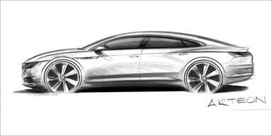 VW bringt neues Top-Modell Arteon