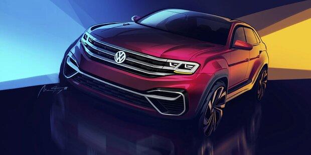 VW greift mit weiterem SUV an