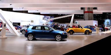 VW lieferte über 1 Mio. Autos im Monat aus
