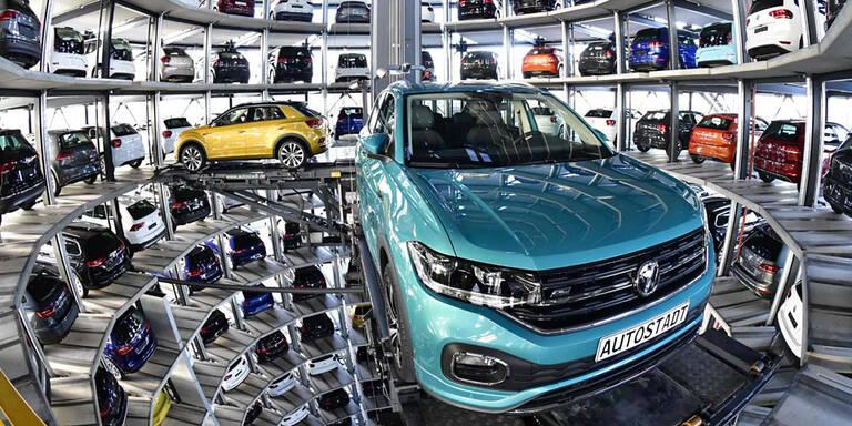 VW trotzt dem Branchensturm