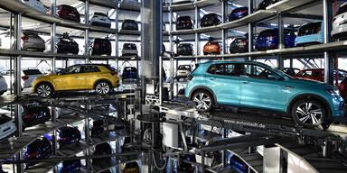 Toyota überholte VW als größten Autobauer