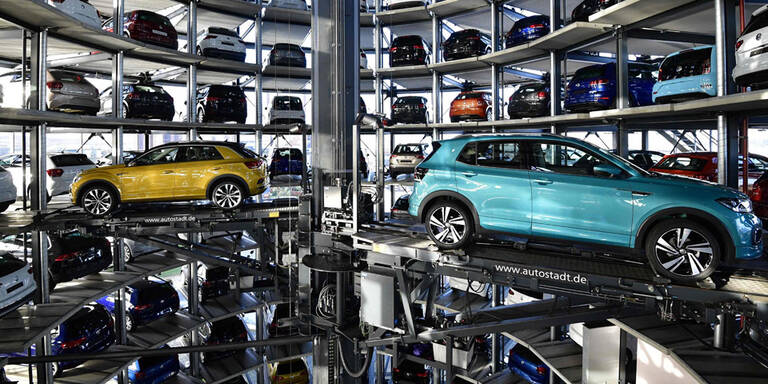 VW sieht Licht am Ende des Tunnels