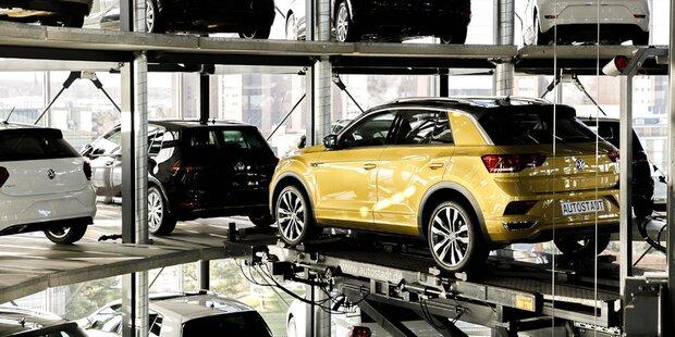 VW öffnet seinen E-Baukasten für Konkurrenz