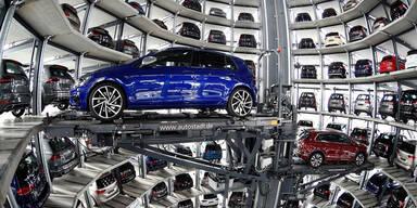 VW-Kernmarke ist auf Rekordjagd