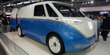VW baut Elektroautos auch in den USA