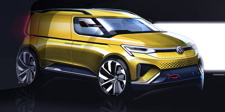VW zeigt den völlig neuen Caddy