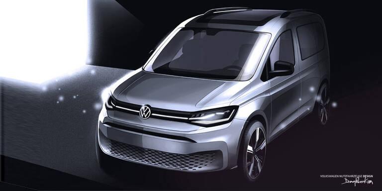 So kommt VWs neuer Familien-Caddy