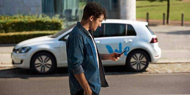 So funktioniert VWs car2go-Gegner