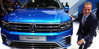 VW dürfte EU-CO2-Ziele knapp verfehlen