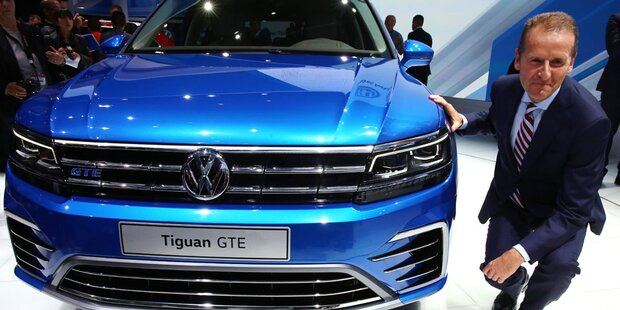 VW erzielt 2019 wohl Absatzrekord