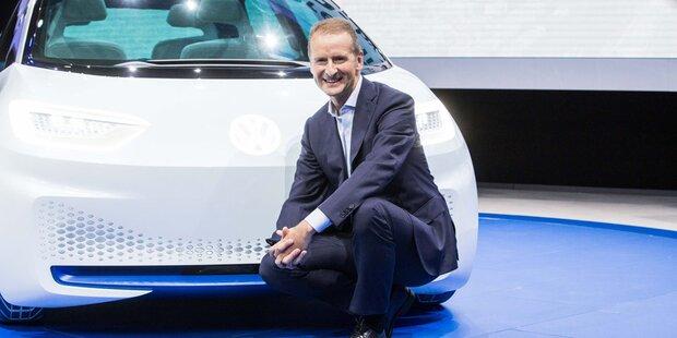 VW-Konzern erzielte Auslieferungsrekord