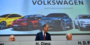 VW plant weitere Batteriezellwerke
