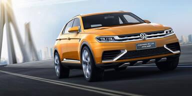 "VW bringt drittes SUV ""made in USA"""
