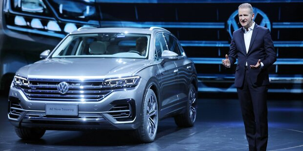 VWs Zukunft entscheidet sich in China