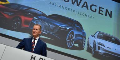 VW will E-Autos aus der Nische ins Volumen holen