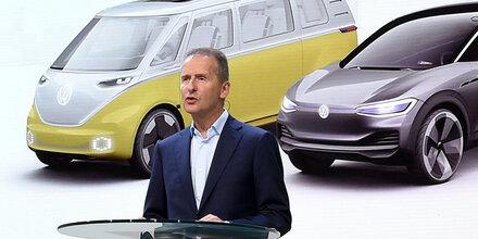 VW-Konzern bringt 27 günstige E-Autos