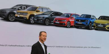 VW teilt seine Marken in 4 Gruppen auf