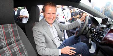 Österreicher Diess soll VW-Chef werden